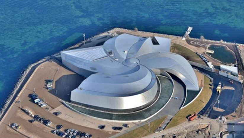 aquarium-blue-planet-top-10-most-glamorous-buildings-in-the-world-2017