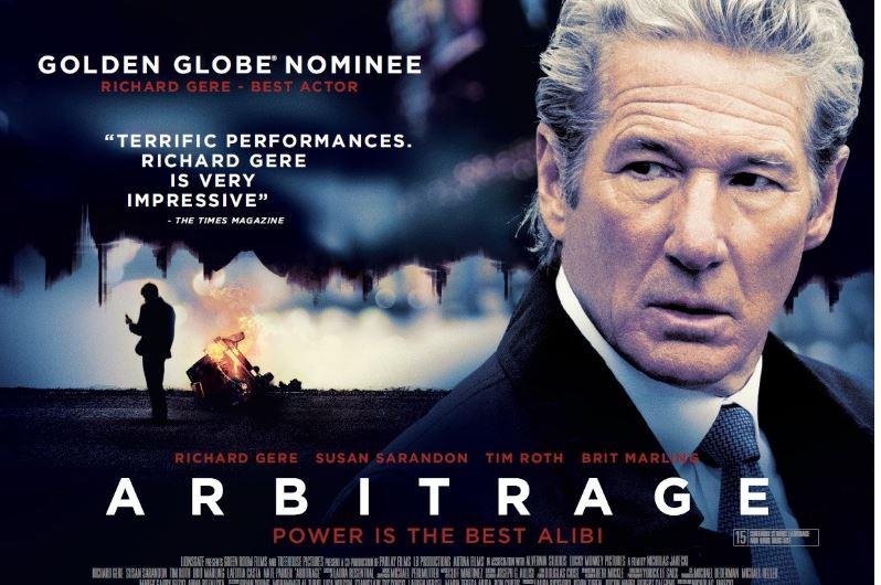 Arbitrage Top 10 Movies By Susan Sarandon 2017