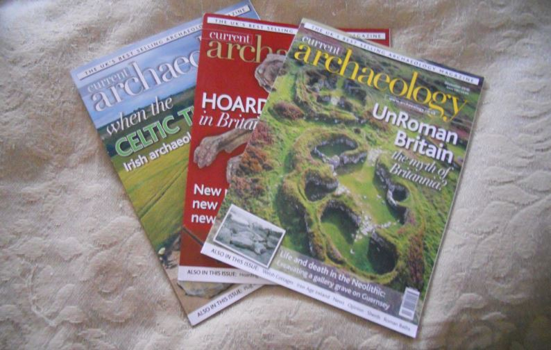 Archaeology Top Best Science Magazines 2017