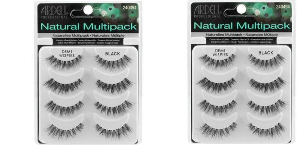 Ardell Multipack Demi Wispies Eyelashes Top 10 Best Eyelashes for Young Girls 2017