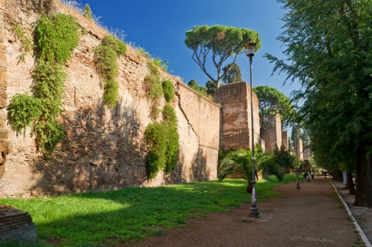 aurelian-walls-italy-top-most-amazing-and-longest-walls-in-the-world