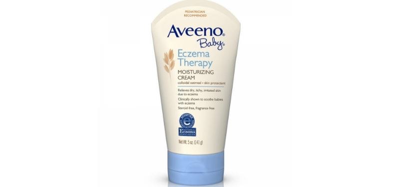 Aveeno Baby Therapy Eczema Moisturizing Cream Top Popular Body Washes for Babies in The World 2017