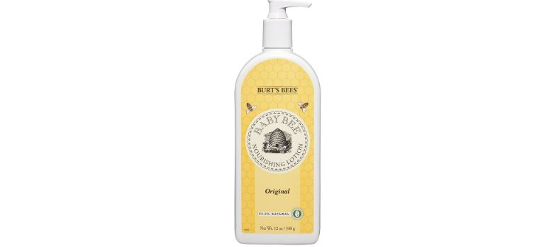 burts-bees-original-lotion-top-ten-best-skincare-lotions-for-babies-in-the-world