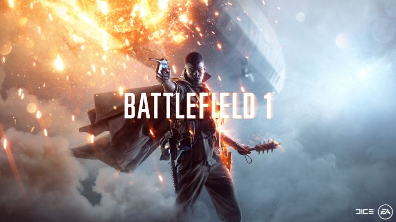 battlefield 1, Top 10 Best Selling PC Games 2017