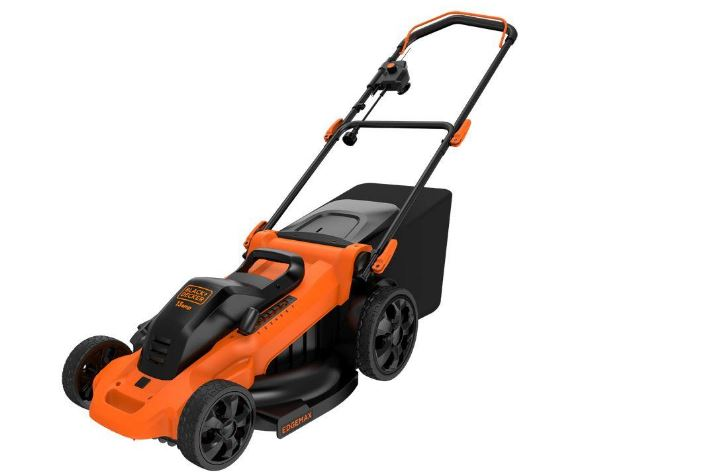 black-decker-corded-mower-top-10-best-lawn-mower-reviews-2017