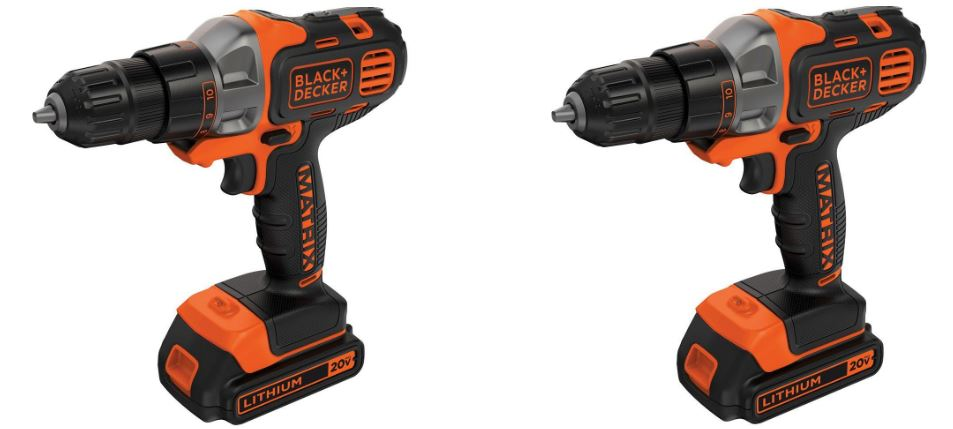 black-and-decker-20-volt-drill-top-best-cordless-drill-reviews-2017