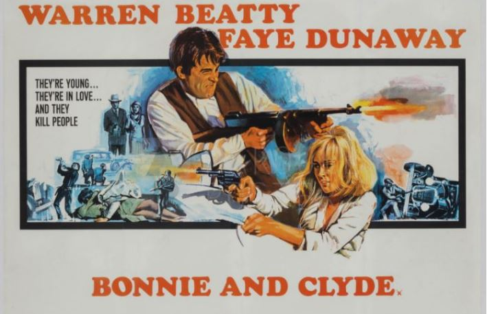 Bonnie and Clyde Top Most Movies by Faye Dunaway 2017