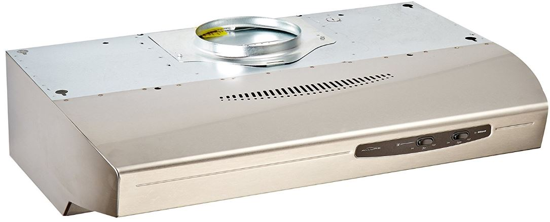 broan-qs130ss-allure-top-10-best-selling-range-hood-review-in-the-world
