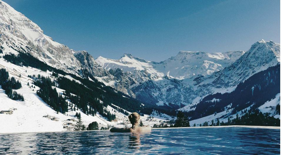 CAMBRIAN ADELBODEN HOTEL Top 10 Best Infinity Pools in The World 2017