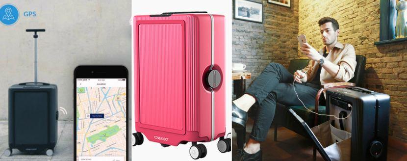 COWAROBOT Smart suitcase, Top 10 Most Amazing Technologies of 2017
