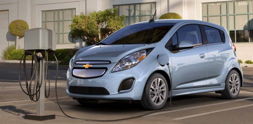 chevrolet-spark-evtop-10-most-popular-cheapest-electric-cars-2018