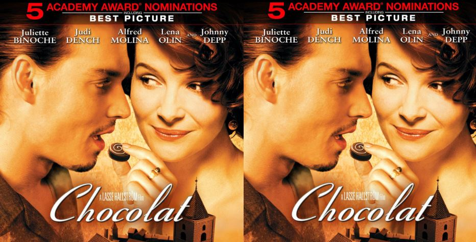 Chocolat Top Most Movies by Judi Dench 2017
