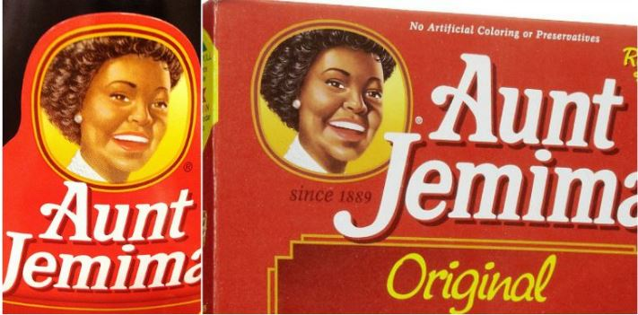 Chris Rutt (Aunt Jemima) Top Popular Food Mascots in The World 2018