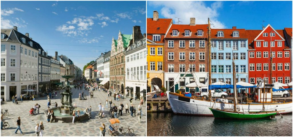 copenhagen denmark, Top 10 Best Cleanest European Cities 2017-2018