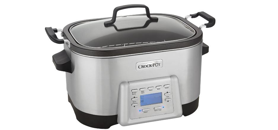 Crock-Pot 5-in-1 Multi-Cooker Top Most Popular Selling Slow Cookers in The World 2018