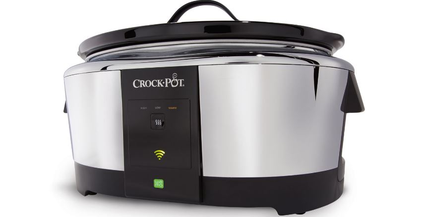Crock-Pot 6-Quart. Smart Slow Cooker with WeMo Top Most Famous Selling Slow Cookers in The World 2019