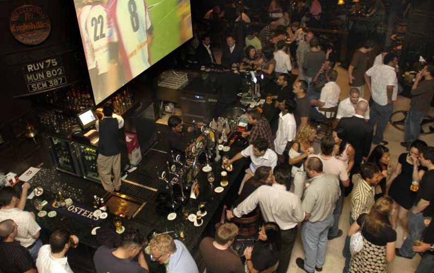 DOUBLE DECKER Top Most Famous Bars in Dubai 2018