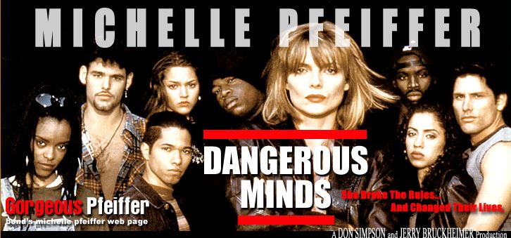 dangerous minds Top 10 Movies By Michelle Pfeiffer of All Time 2017