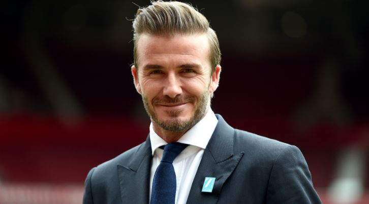 the life of david beckham as a phenomenal sports icon Guest profiles and interviews on the 700  author jennifer beckham chased a fairy tale life and she  choices were in keeping with his will for her life david.