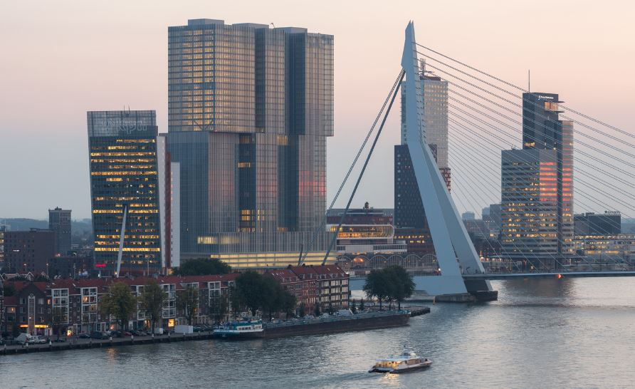 De Rotterdam Top Most Famous Glamorous Buildings in The World 2018