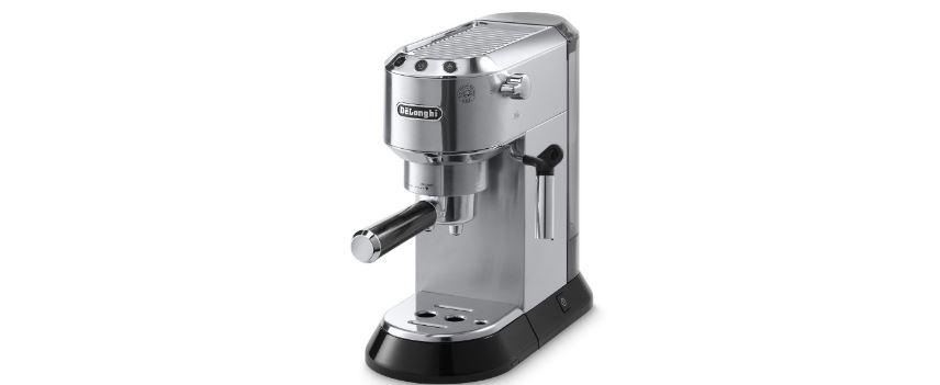 Delonghi Pump Espresso Machine Top Most Popular Espresso Machine Reviews in The World 2018