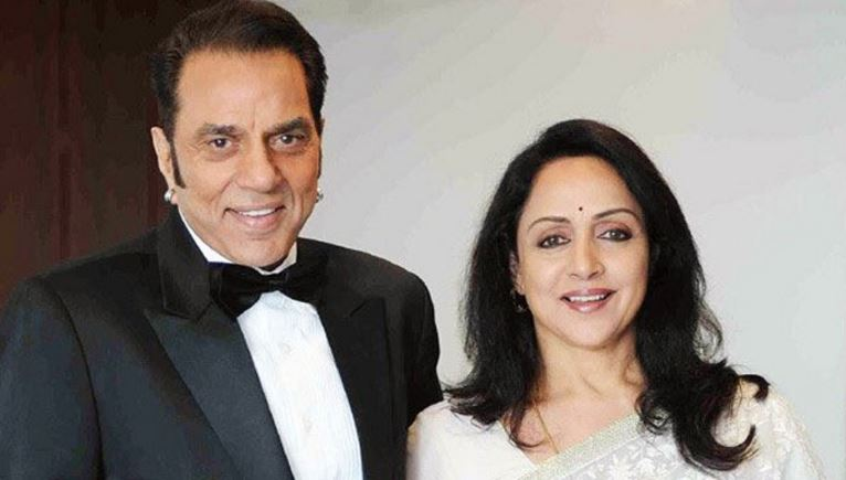 Dharmendra & Hema Malini, Top 10 Most Beautiful And Cutest Bollywood Couples of All Time 2017