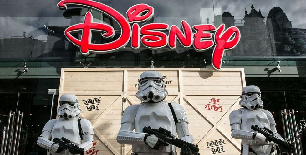 Disney Top Most Populat Powerful Brands in The World 2018