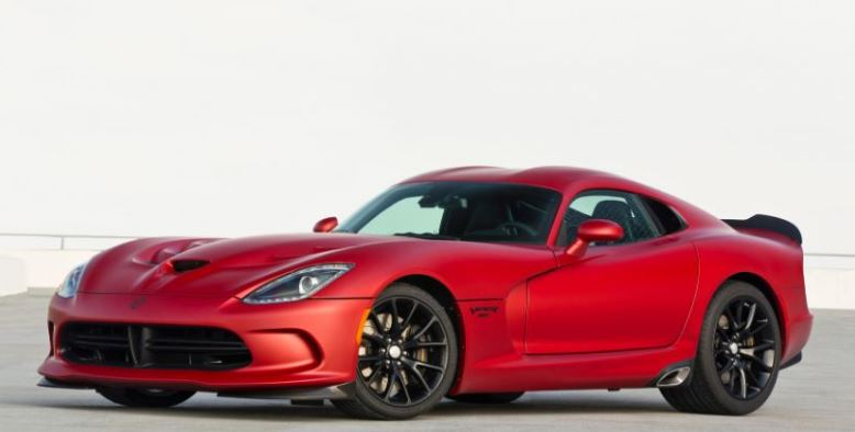 dodge-viper-top-most-famous-beautiful-cars-for-women-2018