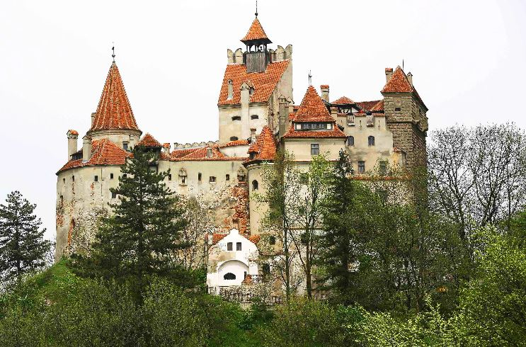 Dracula's Castle, Top 10 Luxurious Houses World