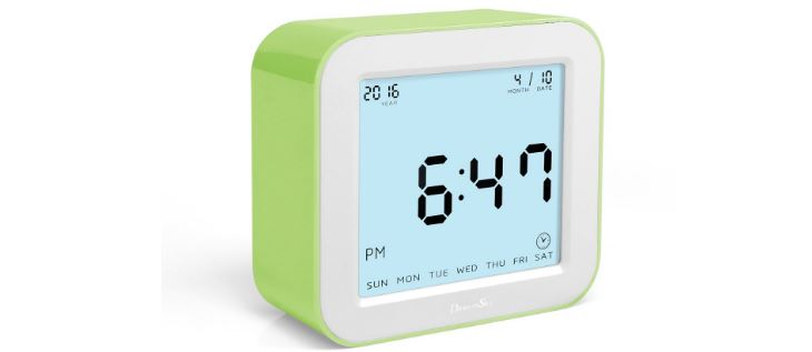 Best Alarm Clocks Reviews Top Highest Sellers Brands - Best alarm clocks