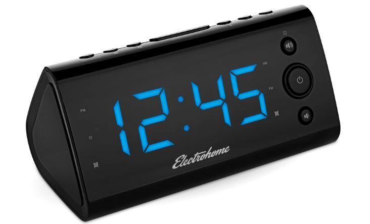 electrohome-alarm-clock-top-popular-alarm-clocks-in-the-world-2017