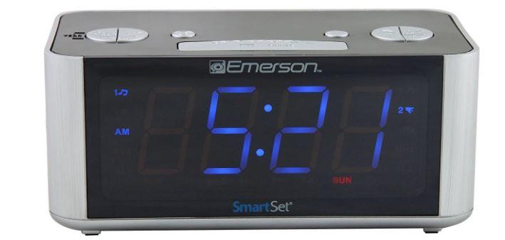 Emerson Alarm Clock Top Most Popular Alarm Clocks in The World 2018