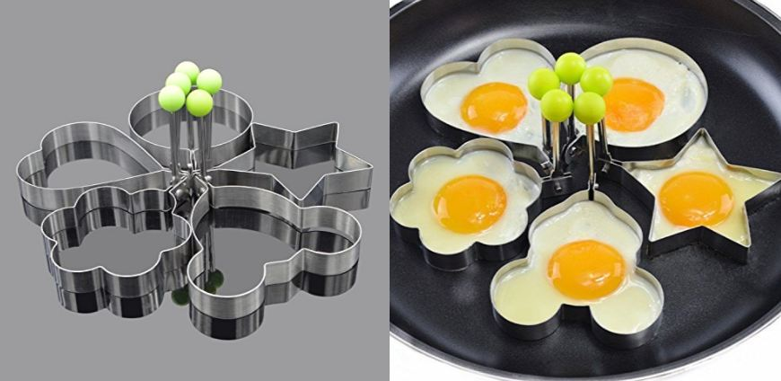 Lovely Eshop99 Egg Mold Ring Top 10 Best Selling  Nice Look