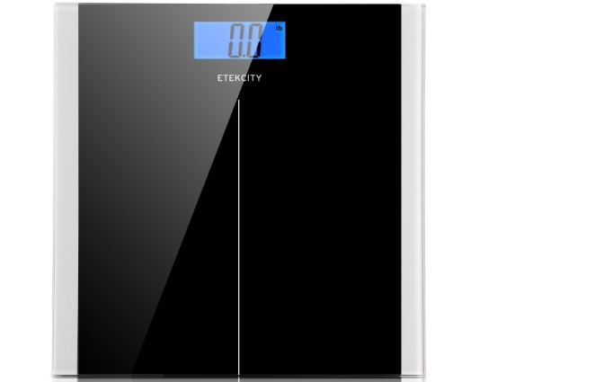 Etekcity Digital Body Weight Scale, Top 10 Best Bathroom Scales 2017