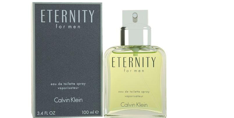 Eternity- Calvin Klein Top Famous Sexiest Perfumes Brands 2019