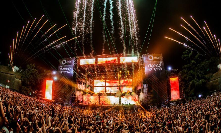 Exit Festival Top Most Famous Festivals of Europe 2018