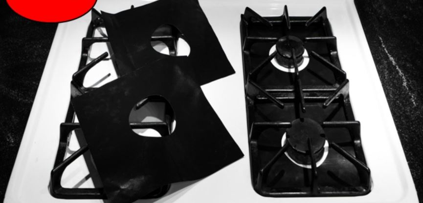 Experience a Betty Crooker Kitchen! Gas Range Burner Covers, Top 10 Best Selling Home Appliances - Kitchens Appliance Reviews2017
