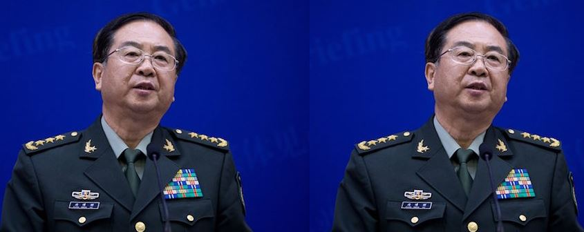 Fang Fenghui Top Most PopularMilitary Generals in The World 2018