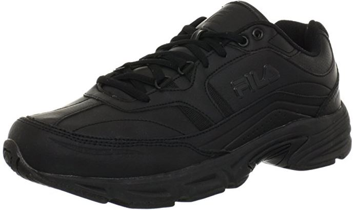Fila Men's Memory work Shift Cross Training shoes Top Most Popular Slip Resistant Shoes For Men in The World 2018