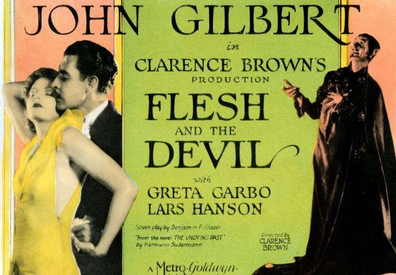 Flesh and the Devil Top Popular Movies by Greta Garbo 2019
