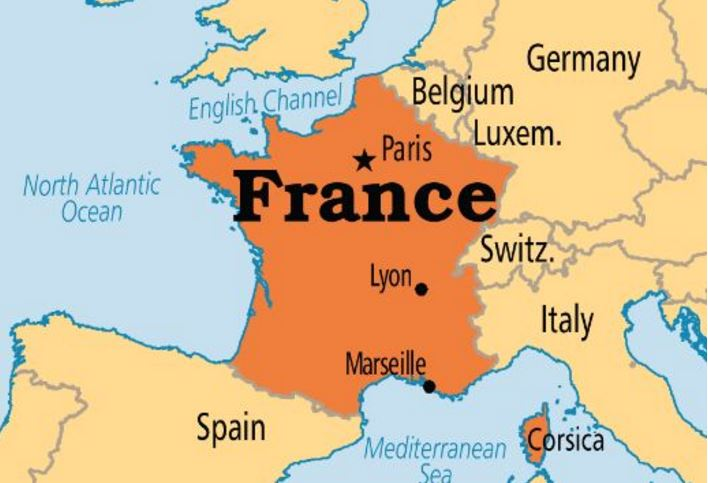 france, Top 10 Countries With Highest Divorce Rate 2017