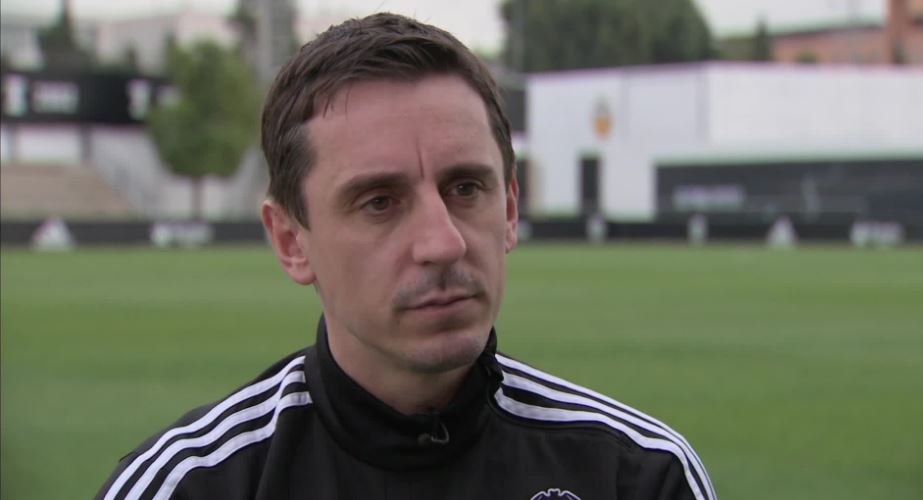 gary neville, Top 10 Most Inspirational Soccer Quotes 2017