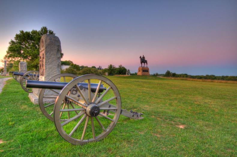 gettysburg-battlefield