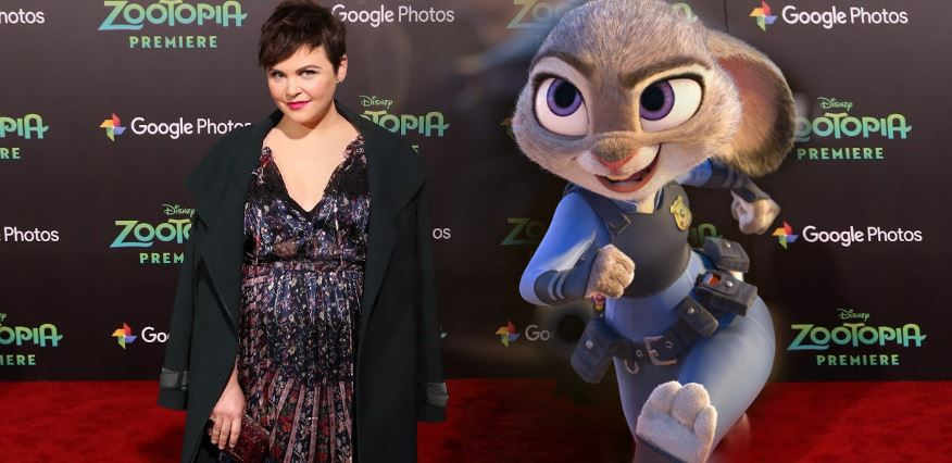 Ginnifer Goodwin Top Most Popular Female Voice Actors 2018
