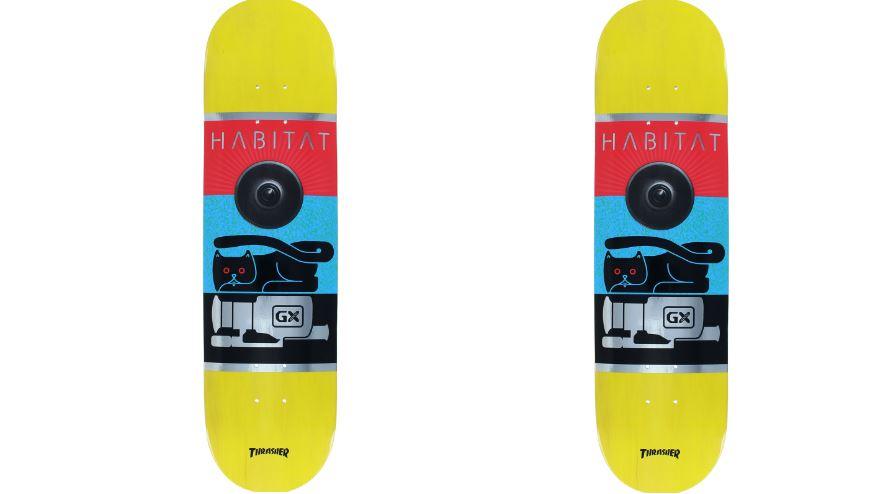 Habitat Top 10 Best Skateboard Brands in The World