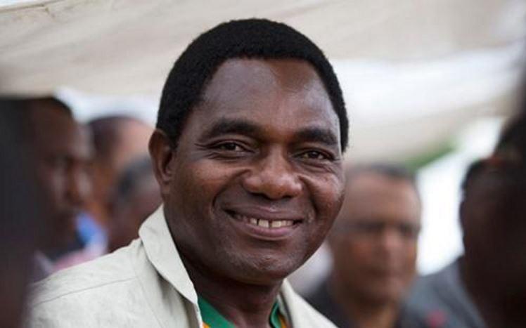 Hakainde Hichilema - Richest Zambians