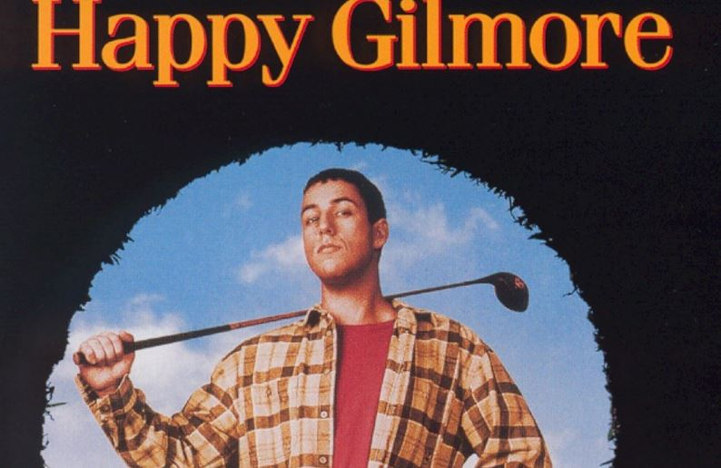 Happy Gilmore Top Popular Comedy Movies All Time 2018