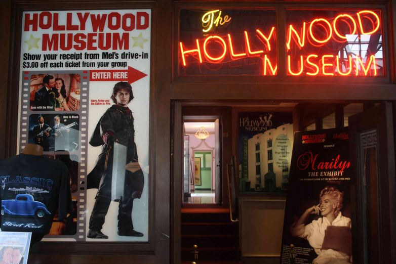 hollywood museum USA, Top 10 Best Film Museums in The World 2018