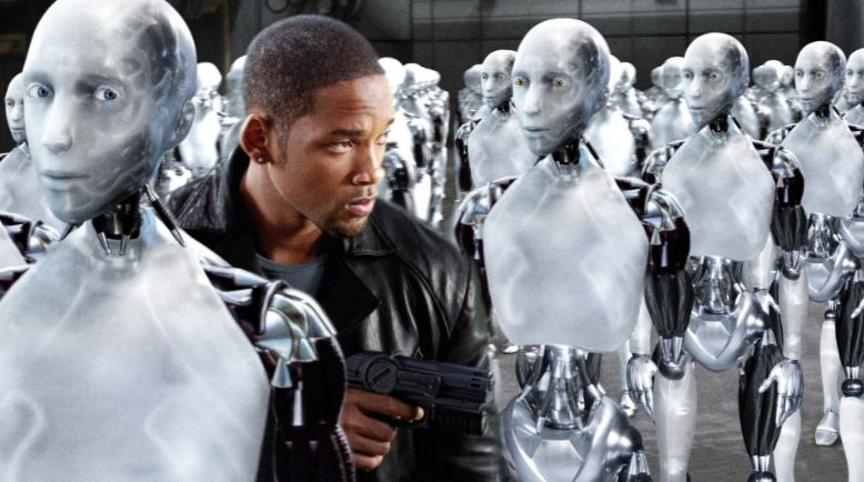i robot, Top 10 Movies By Will Smith of All Time 2017
