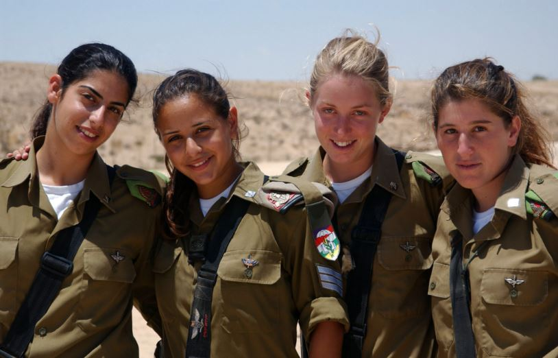 israeli-army-top-most-attractive-female-armed-forces